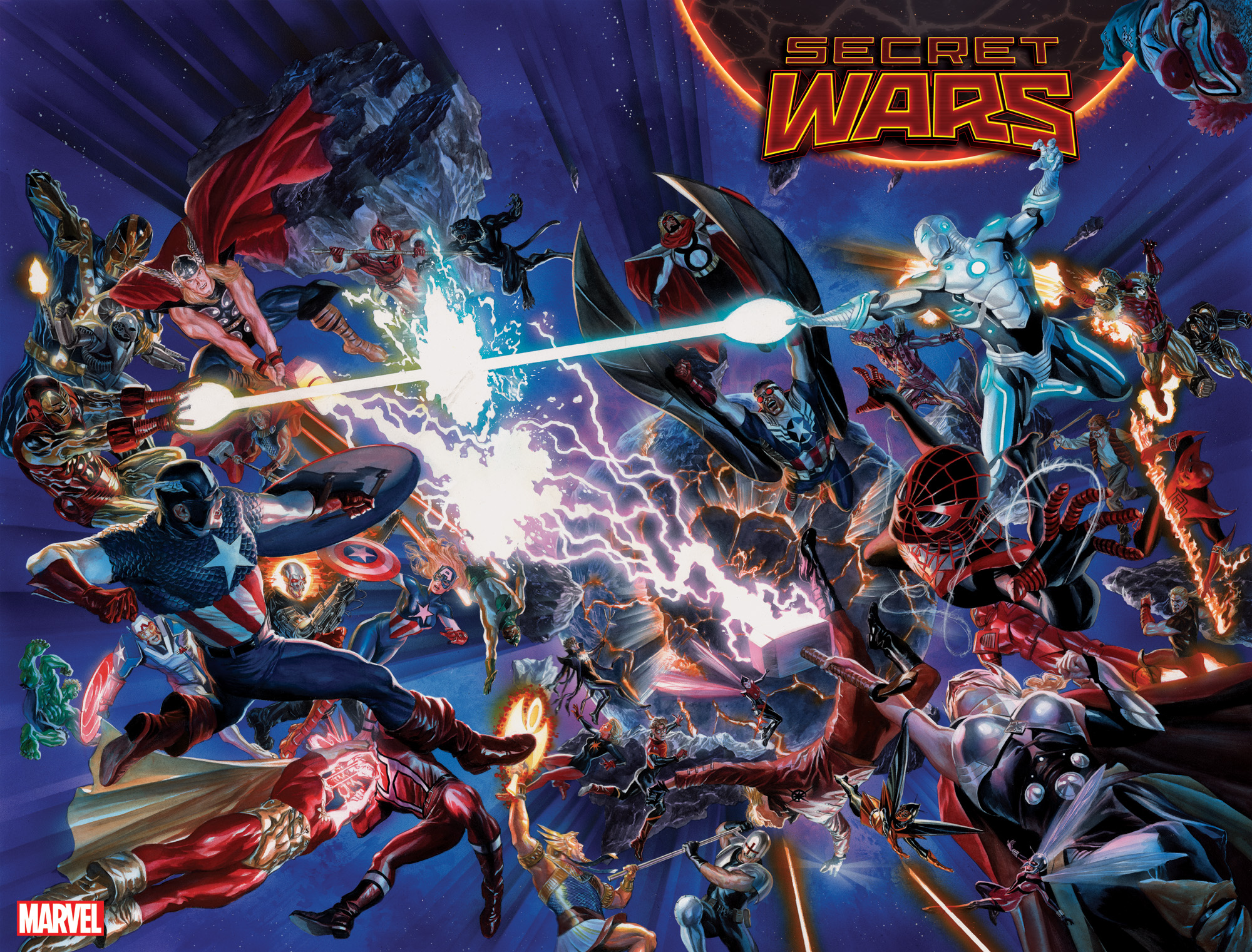 The War Knight/Novedades en la NYCC2014 de Marvel