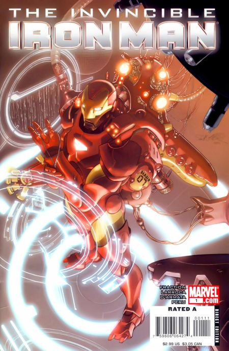 O Invencível Homem de Ferro Vol 1 1
