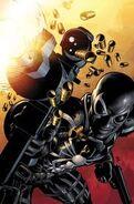 Venom con arma