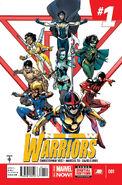 New Warriors Vol 5 1 (2)