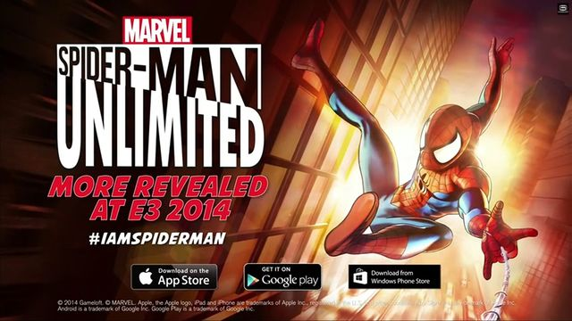 Spider-Man Unlimited (видеоигра)
