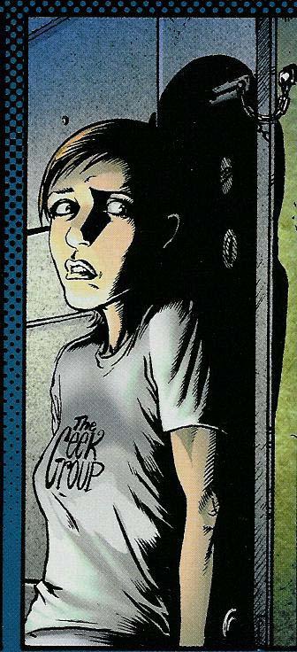 Lucy Braddock (Terra-616)