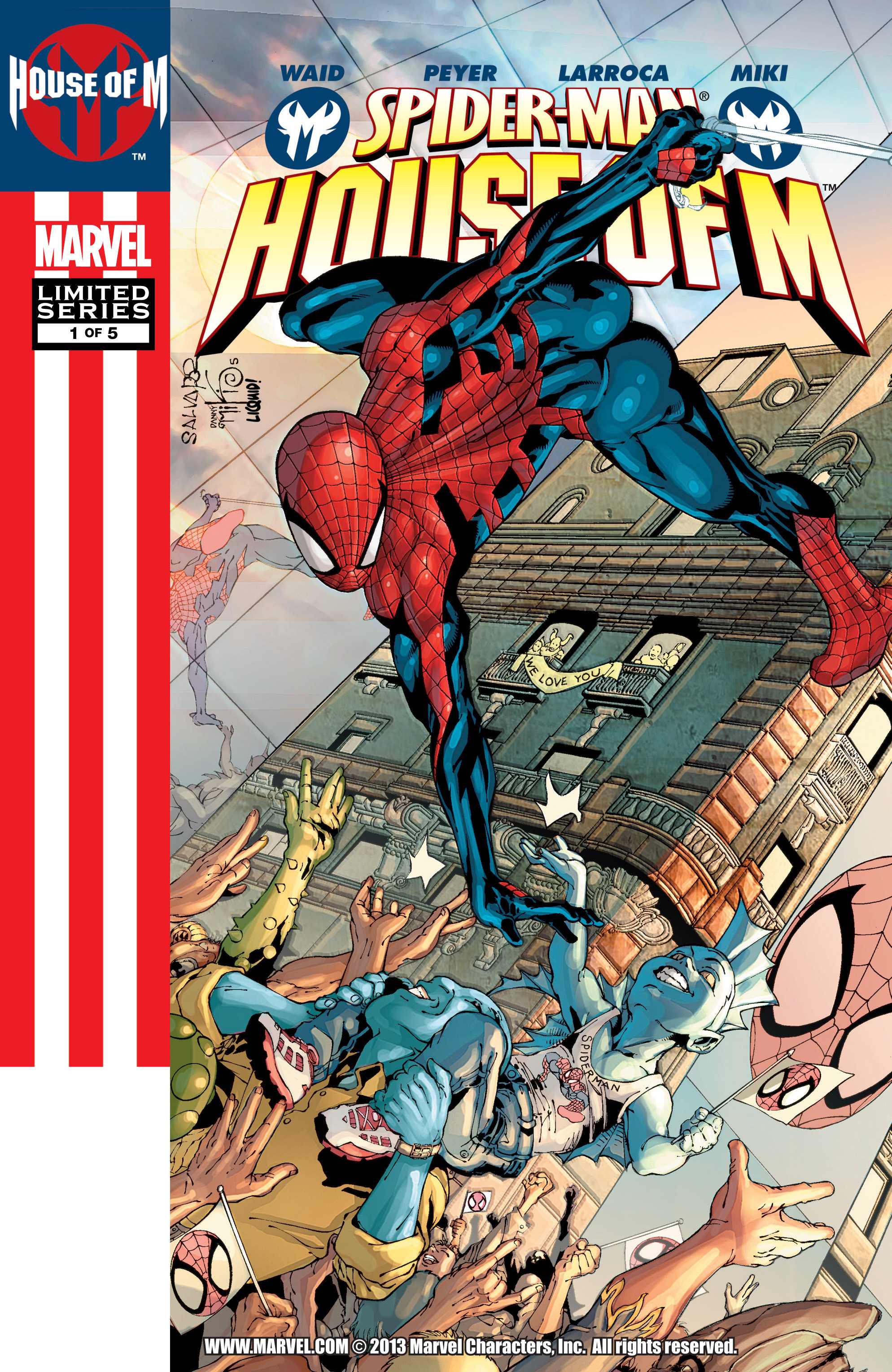Spider-Man: House of M