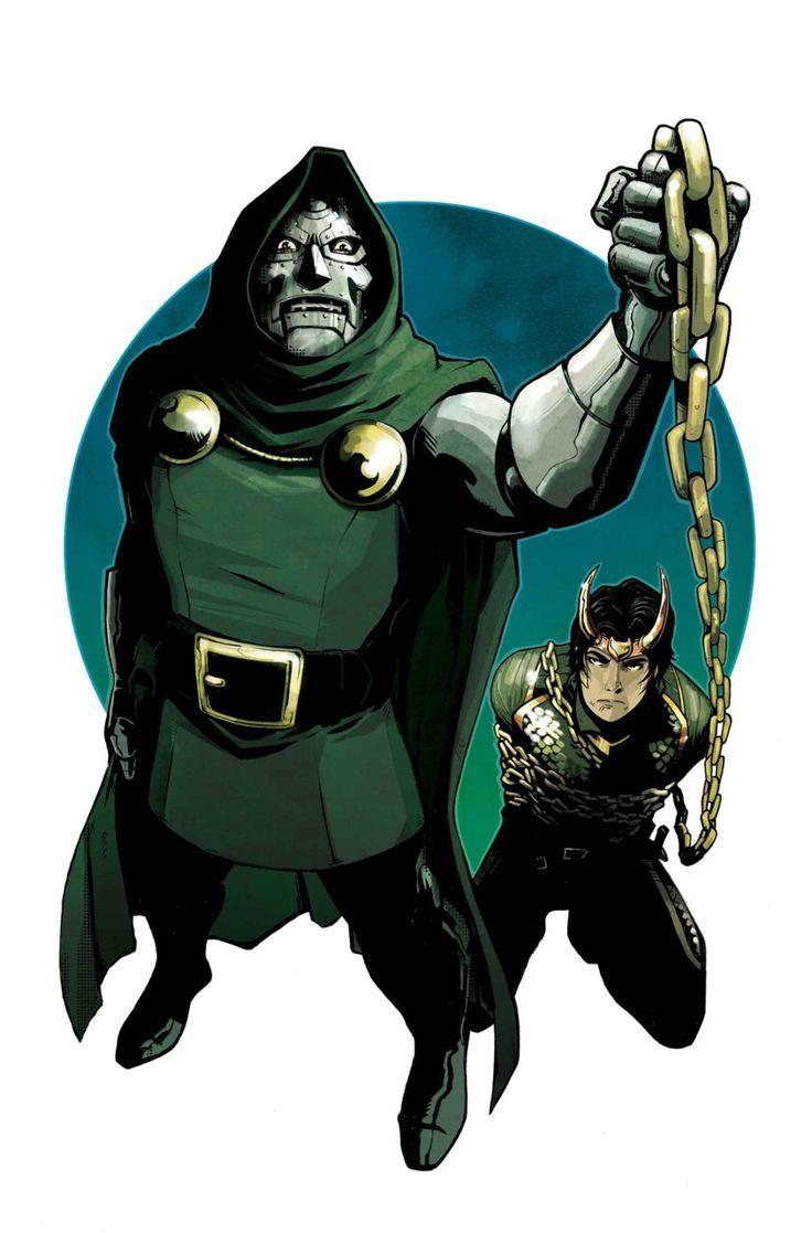 Victor von Doom (Tierra-6109)