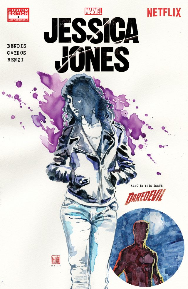 Marvel's Jessica Jones Vol 1 1