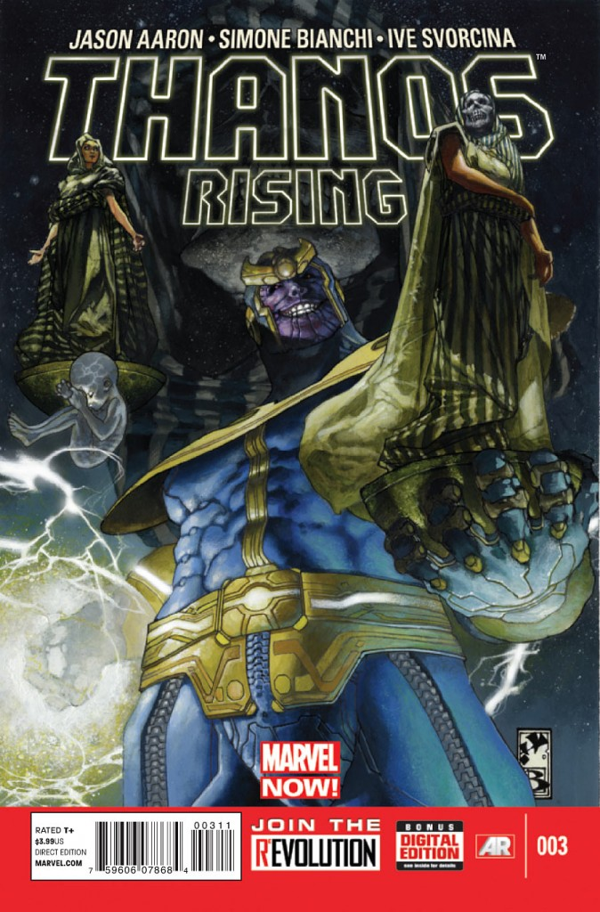 A Ascensão de Thanos Vol 1 3
