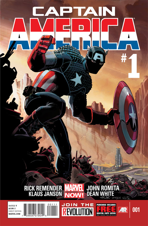 Capitão América Vol 7 1