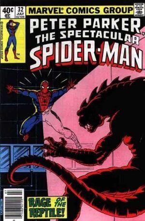 Peter Parker, O Espetacular Homem-Aranha Vol 1 32.jpg