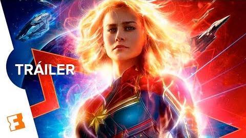 Capitana Marvel - Tráiler Oficial 2 (Sub