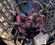 Scarlet Spider 616 vs monster SSM T-U