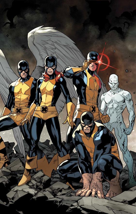 X-Men de Ontem