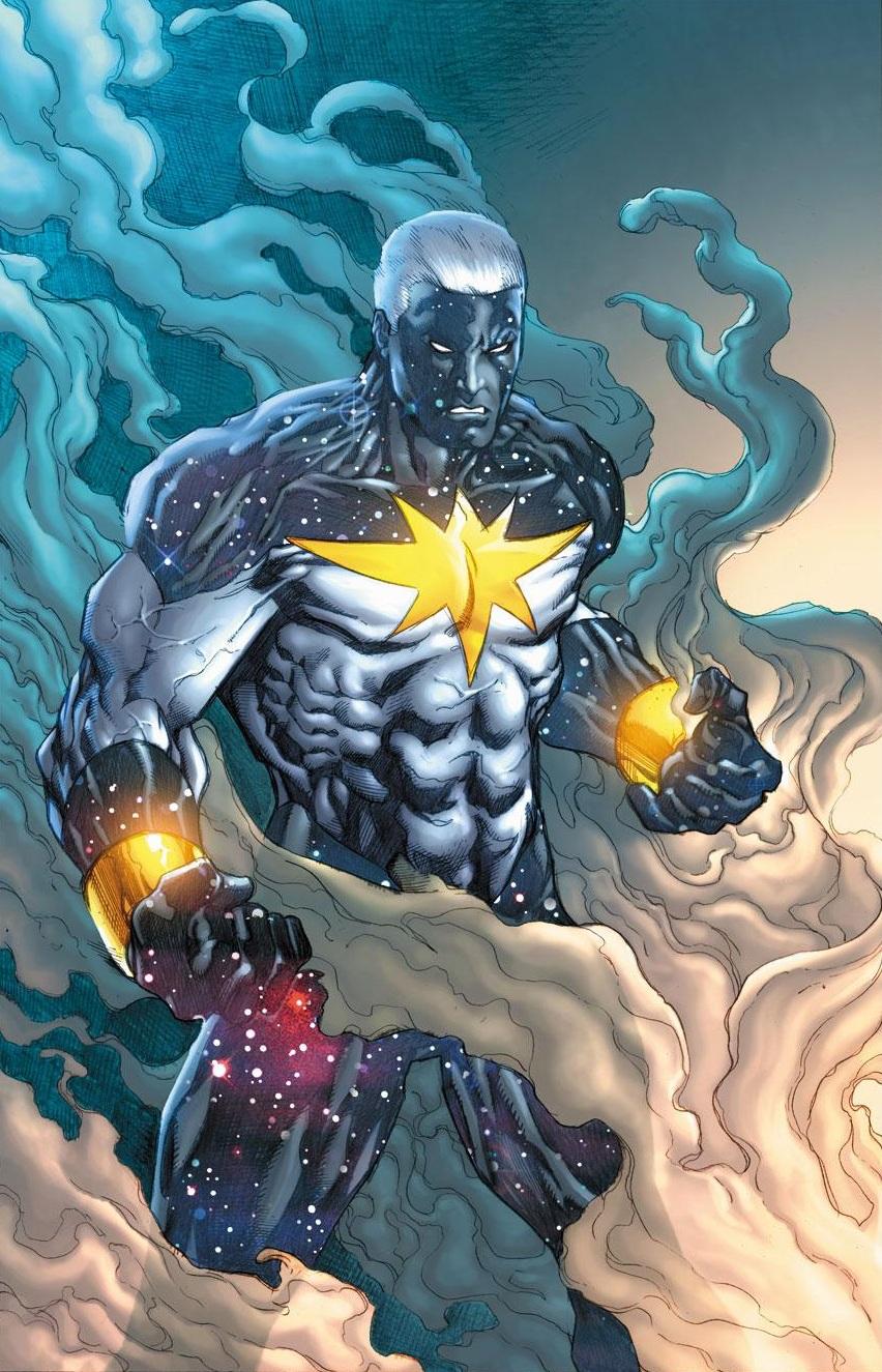 Genis-Vell (Terra-616)