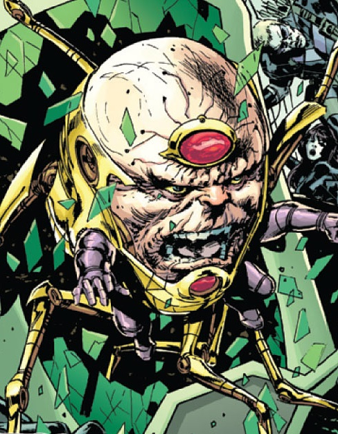 George Tarleton (M.O.D.O.K. Superior) (Tierra-616)