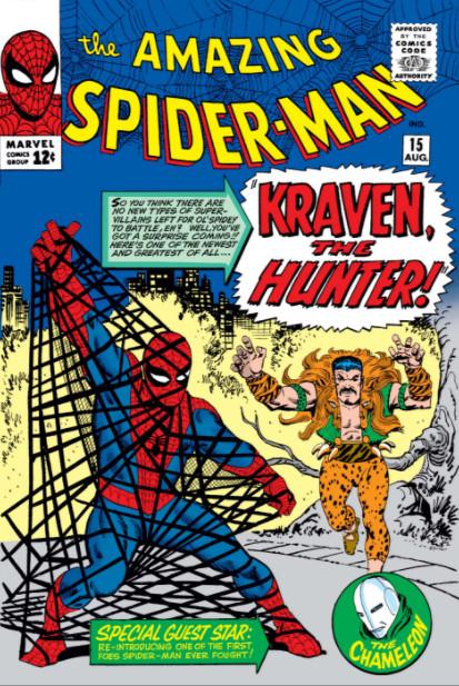 O Espantoso Homem-Aranha Vol 1 15