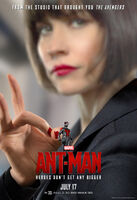 Ant-Man Hope poster