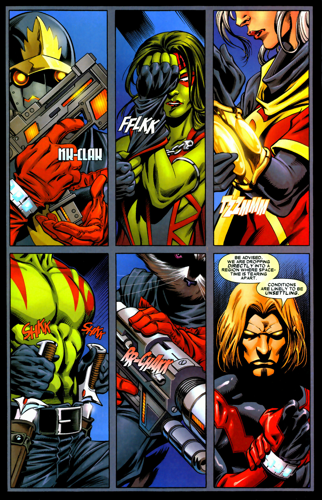 Guardians of the Galaxy (Earth-616) from Guardians of the Galaxy Vol 2 2 001.jpg