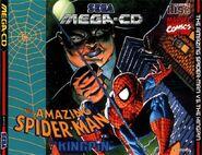 The Amazing Spider-Man vs. The Kingpin (Sega Mega CD)