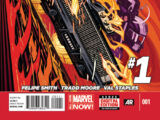 All-New Ghost Rider Vol 1 1