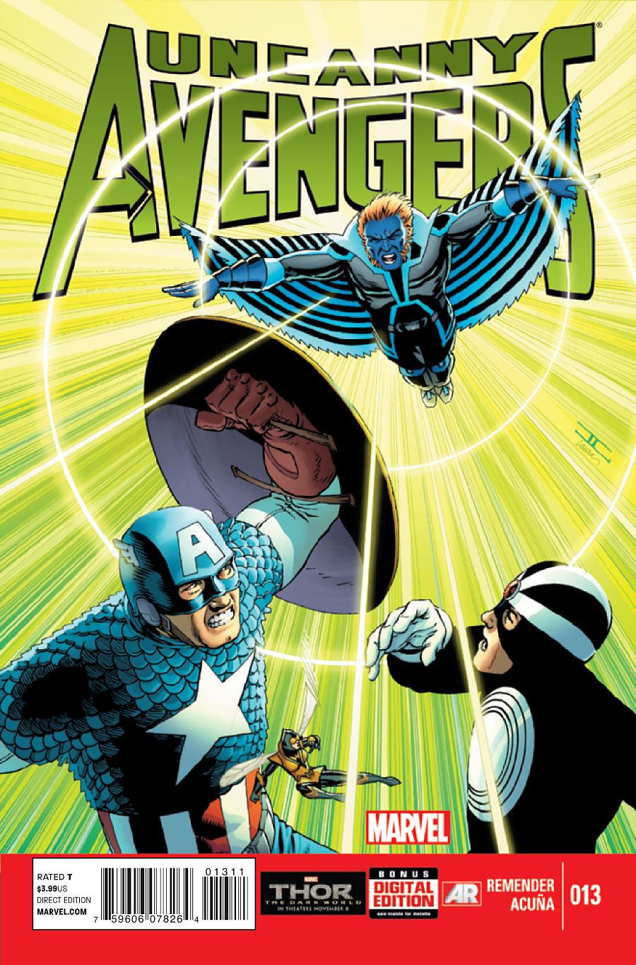 Uncanny Avengers Vol 1 13
