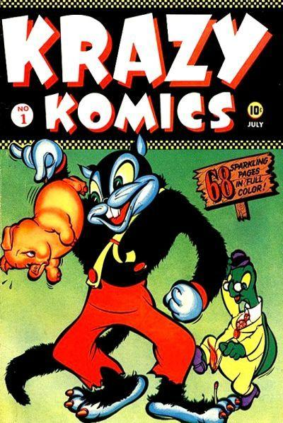 Krazy Komics Nº 1
