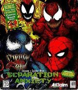 Spider-Man and Venom - Separation Anxiety Coverart PC