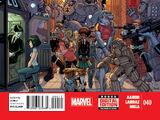 Wolverine e os X-Men Vol 1 40