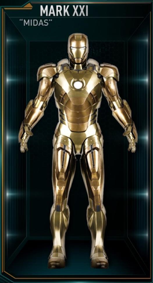 Armadura de Iron Man MK XXI (Tierra-199999)