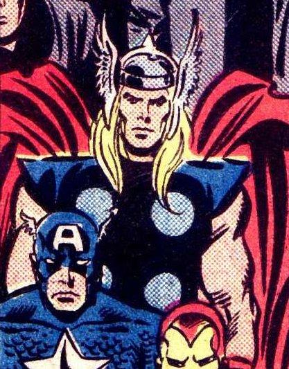 Thor Odinson (Terra-8312)/Galeria
