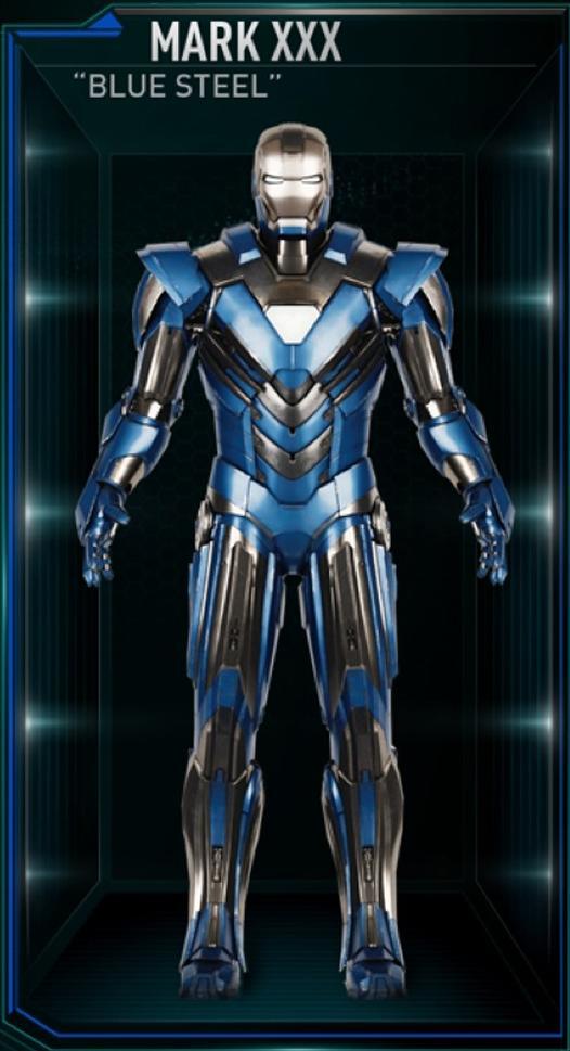 Armadura de Iron Man MK XXX (Tierra-199999)