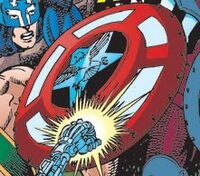 Avengers Vol 3 2 Yeoman America's shield.jpg