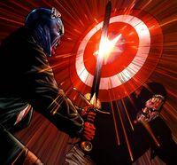 Wolverine Vol 3 72 Logan guards against Red Skull.jpg