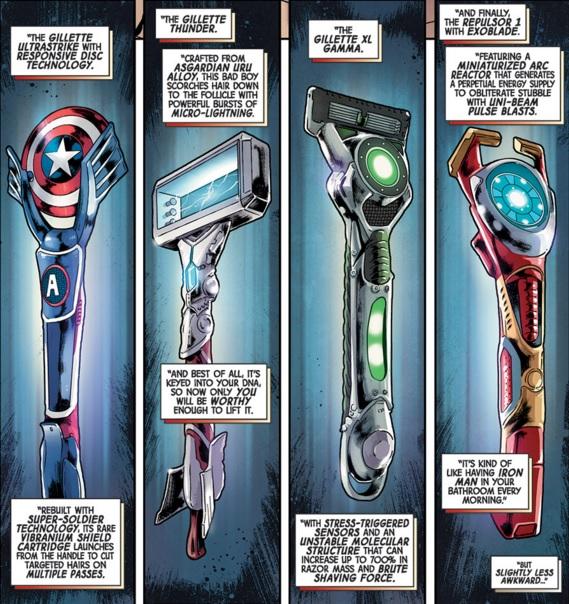Avengers: Cutting Edge