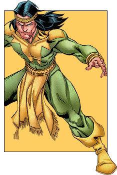 Michael Twoyoungmen (Tierra-616)