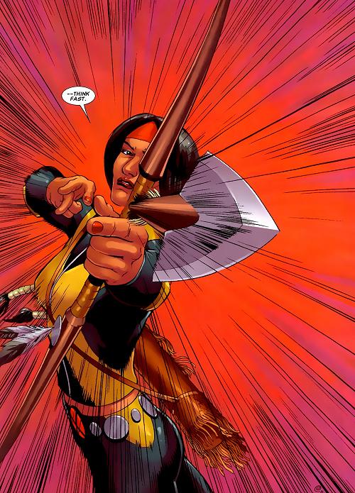 Danielle Moonstar (Tierra-616)