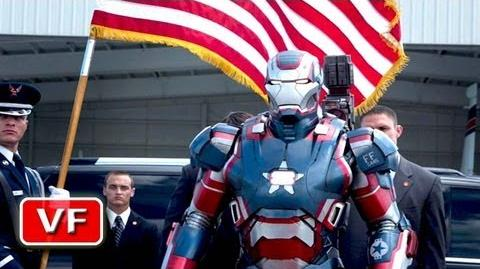 Iron Man 3 Bande Annonce VF