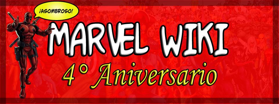 Marvel08/4° Aniversario de Marvel Wiki