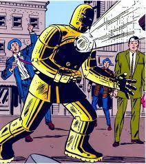Armadura de Iron Man MK II