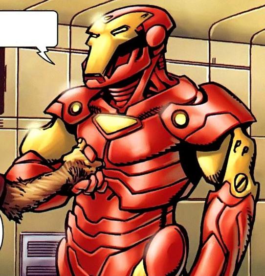 Anthony Stark (Terra-8101)