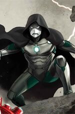 Victor von Doom (Earth-616) from Infamous Iron Man Vol 1 3 Epting Variant cover.jpg