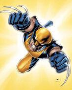 Wolverine por John Cassaday