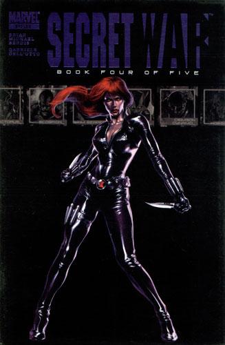 Natalia Romanova (Terra-616)/Galeria