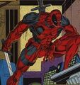 Wade Wilson (Earth-616) from X-Force Vol 1 11 0001