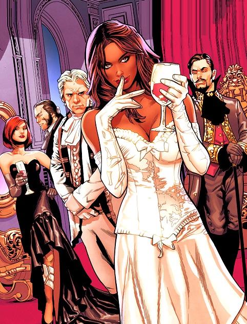 Clube do Inferno (Terra-616)
