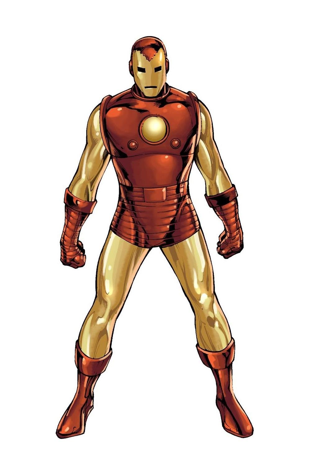 Armadura do Homem de Ferro Modelo 3