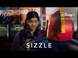 Sizzle - Ms. Marvel - Disney+