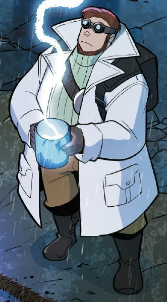 Mega Tony (Tierra-616)