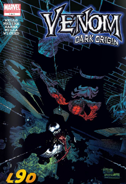 Venom: Origen Oscuro