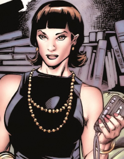 Elizabeth Brant (Tierra-616)