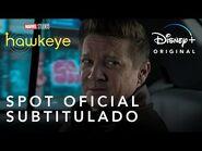 Hawkeye - Spot Oficial subtitulado - Disney+