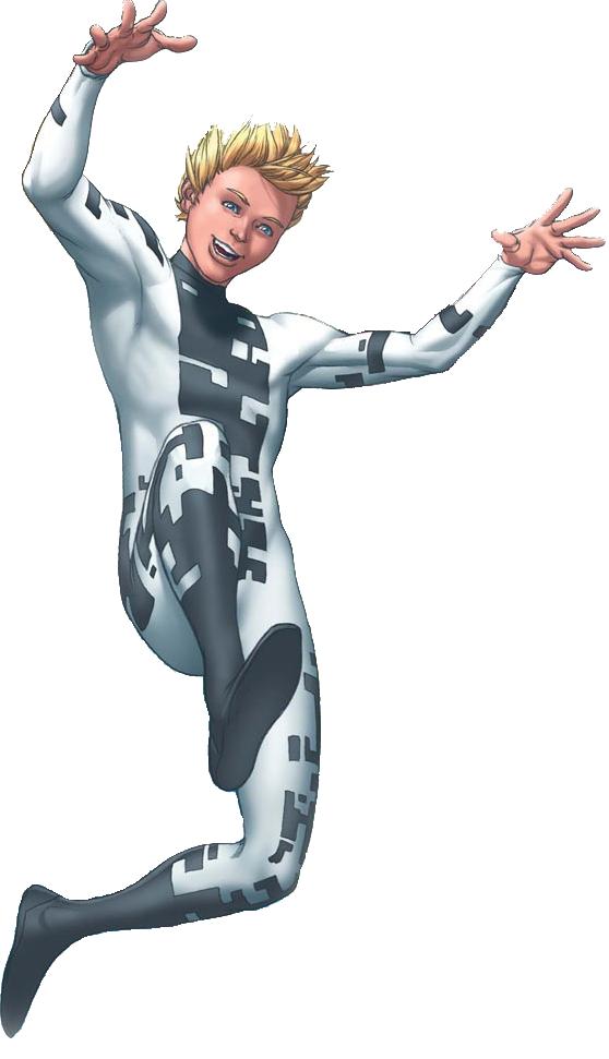 Alexander Power (Tierra-616)